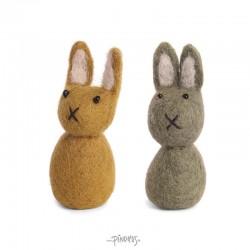 Én Gry & Sif - Påske hare