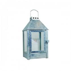 Galvaniseret lanterne - A2 living Mini