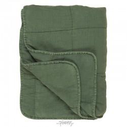 Ib Laursen - Sommergrøn Quilt tæppe