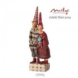 Maileg 2019 - Jubilé Noel nissepar