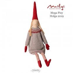 Maileg 2019 - Mega Pixy nisse Holga