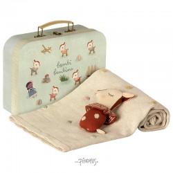 Maileg - Baby gavesæt i kuffert