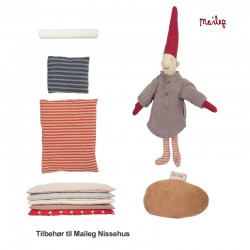 Maileg - Nissehus incl. nisse og tilbehør