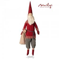 Maileg Jul - Stor Julemand m/julesæk