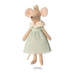 Maileg mus - Dronning