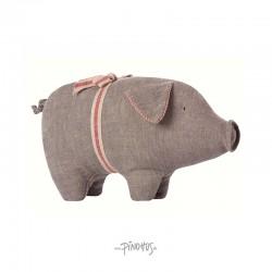 Maileg - Hør gris grå small