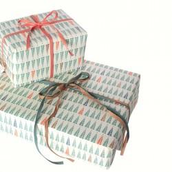 Maileg - Gavepapir Juletræer