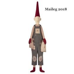 Maileg 2018 - kalender nisse dreng