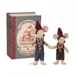 Maileg - Jule mus i bog