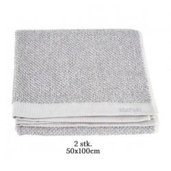Meraki - Håndklæde 2 stk. 50x100cm