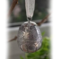 Metalæg - sølv look H5cm
