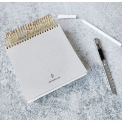 Monograph - Spiral notesbog