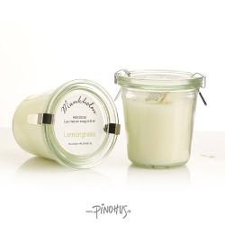 Munkholm duftlys - Lemongrass