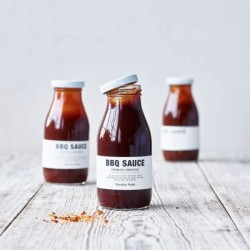 Nicolas Vahé - BBQ honey & bourbon sauce