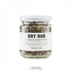 Nicolas Vahé - Dry rub allround barbecue mix
