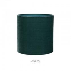 Silk Velour lampeskærm - grøn