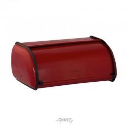 Brødkasse metal - Rød