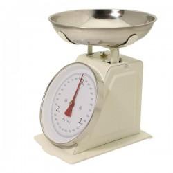 Køkkenvægt - hvid