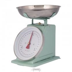 Køkkenvægt - Sart grøn