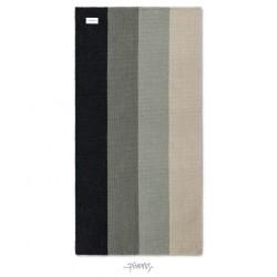 PET plast tæppe - Granite