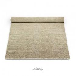 Plastik gulvtæppe - Sand