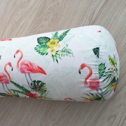 Sadha Bolster pude - Flamingo