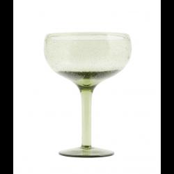 Grønt drinksglas - universal