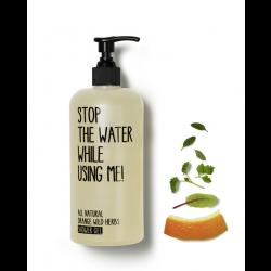 Stop the water - Shower gel Orange herb