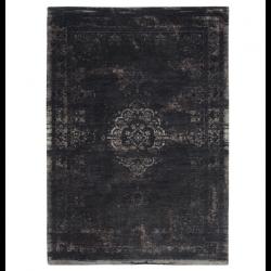 Cofur gulvtæppe - sort