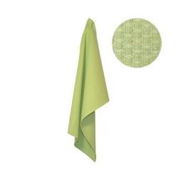 Solwang Viskestykke øko. bomuld - grøn