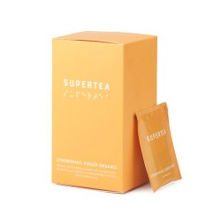 Supertea - Lemongrass Ginger organic