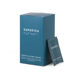 Supertea - Green tea coconut organic