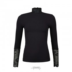 Tim & Simonsen bluse m/ turtleneck