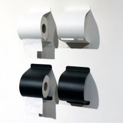 Toiletrulleholder til væg