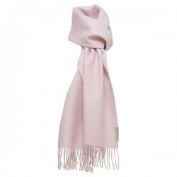 Halstørklæde - Baby alpaca rosa