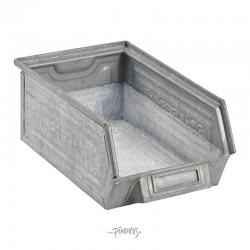 Alma vintage zink kasse