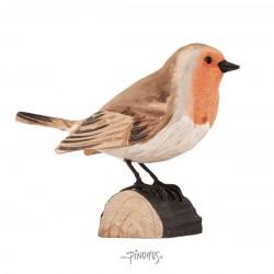 DecoBird - Rødhals