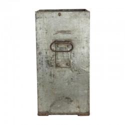 Zink krukke antik look H40cm