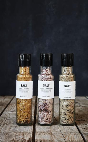 Nicolas Vahé salt og krydderier