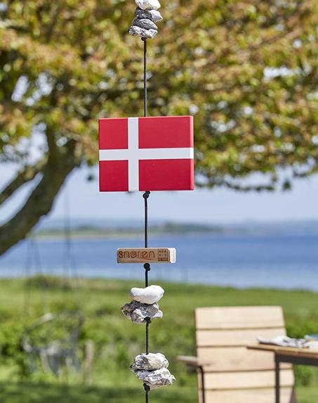 Flag med snor